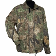 Casual Outfitters  Water-Resistant Invisible  Camo Jacket