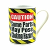 Ceramic Mug Caution Some Parts Pose Choking Hazard