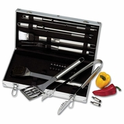 Chefmaster 22pc Stainless Steel Barbeque Set