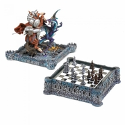 Chess Set Dragons and Knights
