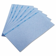 Chix Food Service Towels, 13 x 24, Blue, 150/Carton