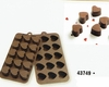 Chocolate Mold Silicone Heart
