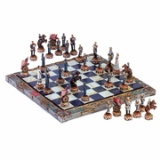 Chess Set  Civil War