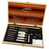 Classic Safari� Deluxe Gun / Rifle Cleaning Kit in Wood Case