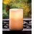 Classic White Flameless Pillar Candle Unscented
