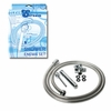 Clean Stream Shower  The Shower Enema System  Metal Deluxe System