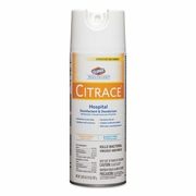 Clorox  Citrace Hospital Disinfectant & Deodorizer, Citrus, 14oz Aerosol,