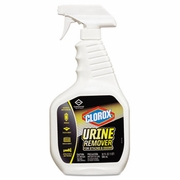 Clorox  Urine Remover 32oz Trigger Spray Bottle   9/case  FREE SHIPPING