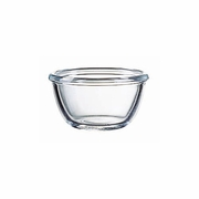 "Cocoon 2 1/4"" Clear Bowl    36pc"