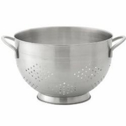 Colander Stainless Steel Deep  5 Quart