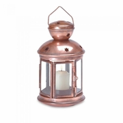 Colonial Candle Lamp Bronze Finish