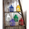 Colorful Railroad Style Candle Lanterns