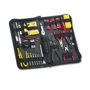 Fellowes Computer Tool Kit 55pc.    (FEL49106)