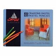 Conté  Pastel Pencil 48-Color Set