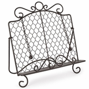 Cookbook Stand Chicken Wire