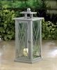 "Craftsman Style Candle Lantern  Small 11.75""h   FREE SHIPPING"