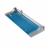 "Dahle Rolling/Rotary Paper Trimmer/Cutter, 7 Sheets, 18"" Cut Length"