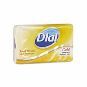 Dial Gold Antibacterial Soap 4oz.  72 bars/case   FREE SHIPPING