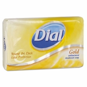 Dial® Gold  Antibacterial Deodorant  Bar Soap    3.5oz 72 bars/case  FREE SHIPPING