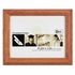 Dax Document Certificate Frame  Stepped American Oak 8-1/2 x 11