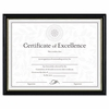 Document Diploma Frame Two-Tone, Wood for 8.5 x 11 Documents