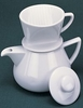 Drip Coffee Maker for One Porcelain
