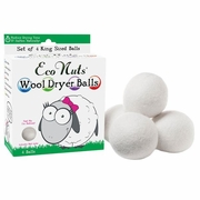 Eco Nuts Laundry Wool Dryer Balls 4 count Dryer Balls