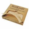 Bagcraft  Grease-Resistant Paper Sandwich Wrap  Natural  12 x 12 1000sh/bx