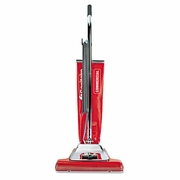 "Sanitaire® Widetrack Commercial Upright Vacuum w/Vibra Groomer, 16"" Path  FREE SHIPPING"