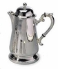 Elegance  Silver Plated Coffee Server  64oz Hotel Grade