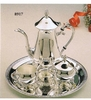 Elegance  Silverplated Coffee Service 4pc