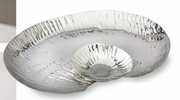 Elegance Stainless Steel Oval Serve and Dip Tray