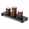 Elephant Trio Tea Light Candleholders Set