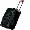 "Embassy Backpack Rolling Cart  Italian StonevDesign Genuine Leather  23""  FREE SHIPPING"