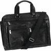 Embassy  Italian Stone™ Design Genuine Buffalo Leather Concealed Carry Briefcase