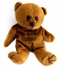 Embroidered  Ya Wanna Cuddle Plush Bear