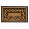Entry Mat Ivy Vines Rubber and Coir