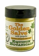 Equinox Botnicals The Golden Salve  1-1/4oz. jar