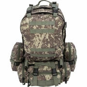 Extreme Pak™ 4pc Digital Camouflage Backpack