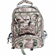 Extreme Pak™ Backpack Digital Camouflage Pattern Water Repellent