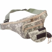 Extreme Pak Digital Camouflage Concealed Carry Waist Bag