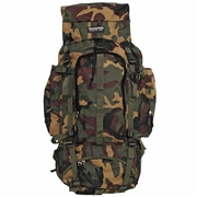 Extreme Pak™ Invisible® Pattern Camouflage Water Repellent Heavy-Duty Mountaineer  Backpack