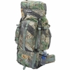 Extreme Pak™ Invisible® Pattern Tree Camouflage  Water-Repellent Heavy-Duty Mountaineer's Backpack