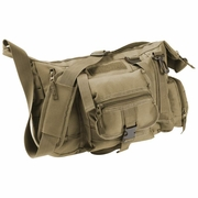 "Extreme Pak� Olive Drab Green 15"" Tactical Style Messenger Bag"