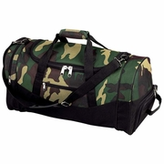 "Extreme Pak™ Water Repellent 23"" Camouflage Duffle Bag"