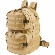 Extreme Pak™ Water-Resistant, Heavy-Duty Army Style Backpack