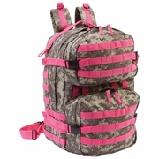 ExtremePak™ Digital Camouflage  Water-Resistant, Heavy-Duty Backpack