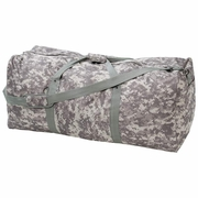 ExtremePak  Duffle Bag  Digital Camouflage  Pattern Water Resistant  39in  FREE SHIPPING
