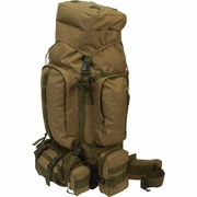ExtremePak™ Water-Resistant, Heavy-Duty Mountaineer's Backpack
