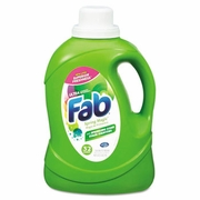 Fab  2X HE Liquid Laundry Detergent  50oz. Bottle